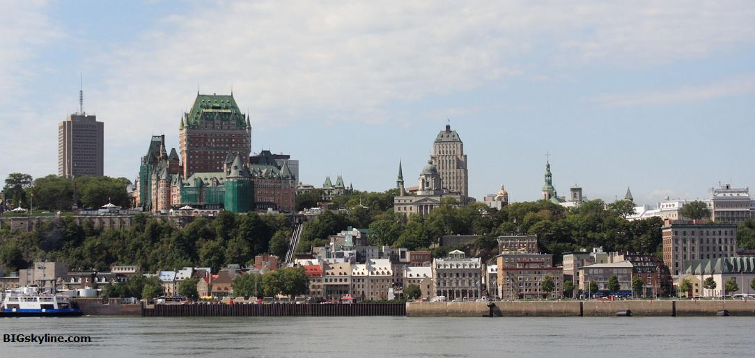 skyline_quebec_city