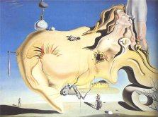 La Masturbador - Salvador Dali