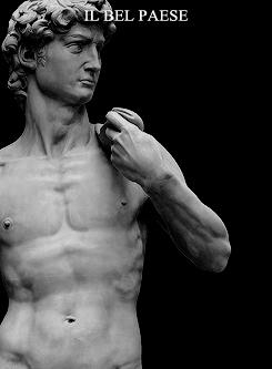 Statue of David by Michelangelo
