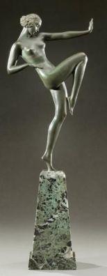 Pierre Lefaguays Art Deco circa1930
