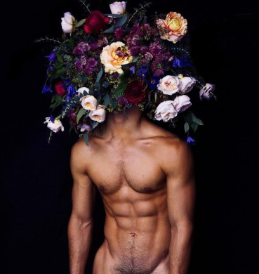 """""""Men and Flowers"""""""