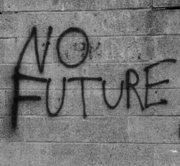 PUNK ANTHEM NO FUTURE
