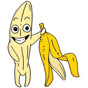 Not Bashful Banana