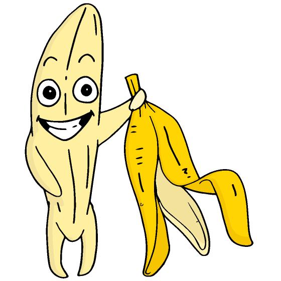 Not Bashful Banana