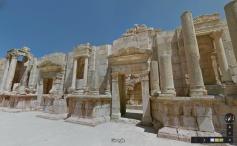 Ancient Ruins Jerash Jordan