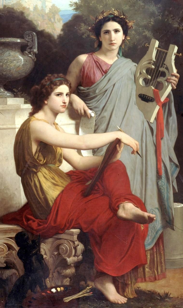 Art and Literature William-Adolphe Bouguereau
