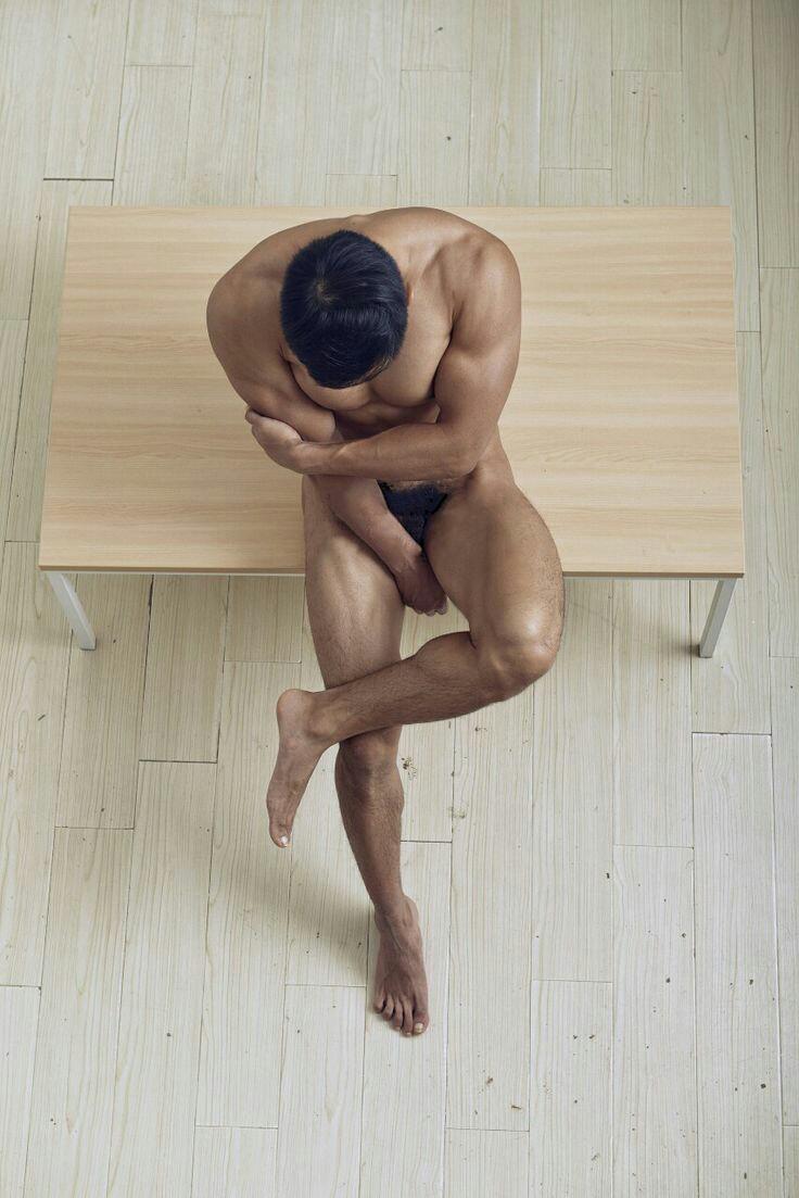 Stark Male Nude