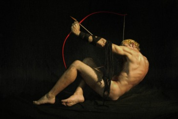 Golden Archer by Jim Ferringer