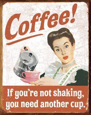 CoffeeShouldBeShaking
