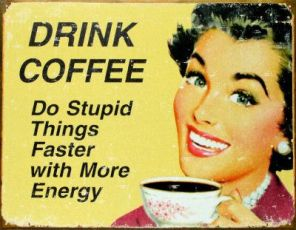 CoffeeStupidThingsFaster