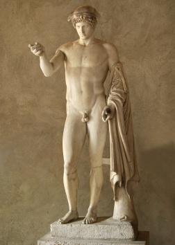 Hermes Ludovisi (Mercury the Oratore)