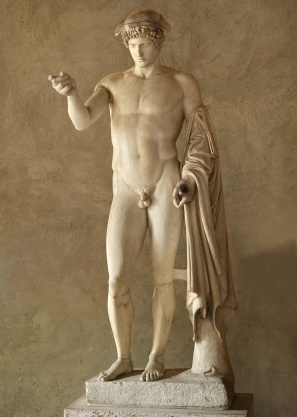Hermes Ludovisi (Mercury the Oratore)