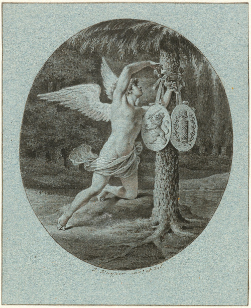 Allegory of the Alliance with France