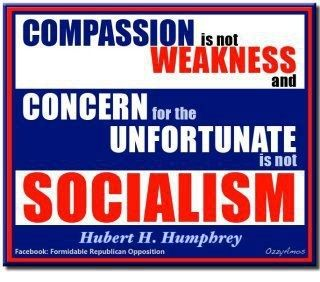 President Humphrey on Socialism