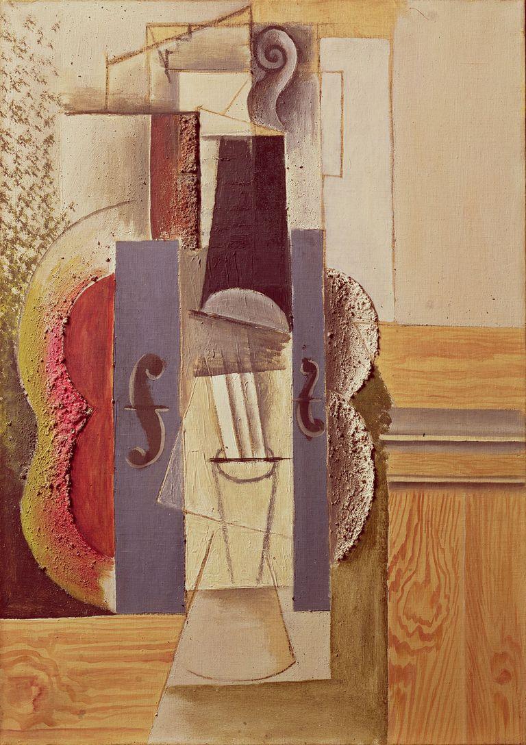 pablo-picasso-violin-sourges-1912-13