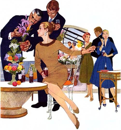 Pepsi Vintage Advertisement