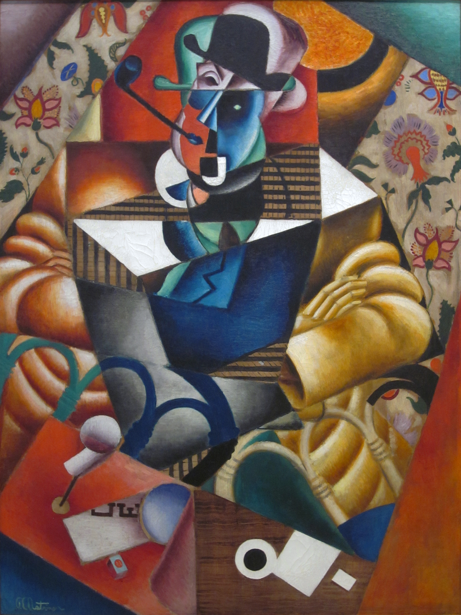 jean_metzinger_-_le_fumeur_man_with_a_pipe_1913_129_7x96_68cm_carnegie_museum_of_art