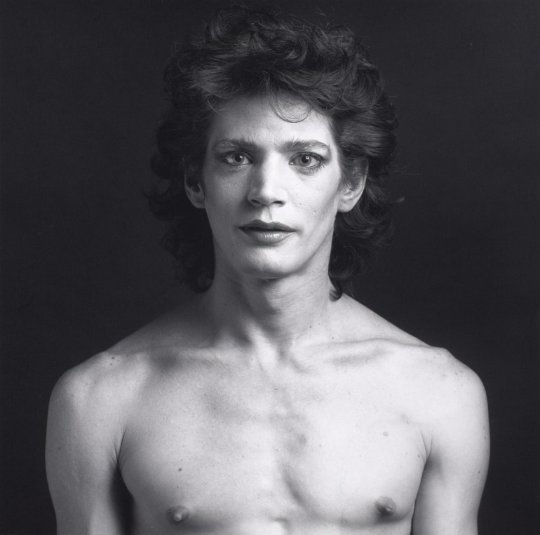 Self Portrait Robert Mapplethorpe