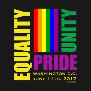 Equality March in Washington DC