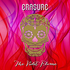 Erasure The Violet Flame 2014