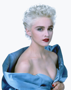 Madonna by Herb Ritts 1986