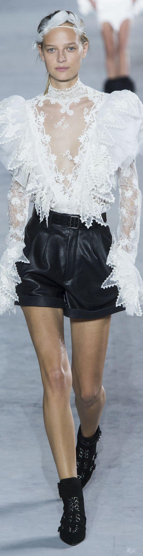 Saint Laurent Summer 2018 Women's Ready to Wear