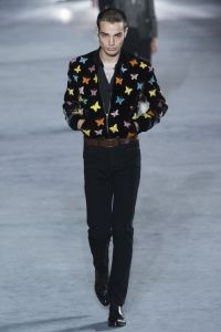 Saint Laurent Summer 2018 Men's Ready to Wear