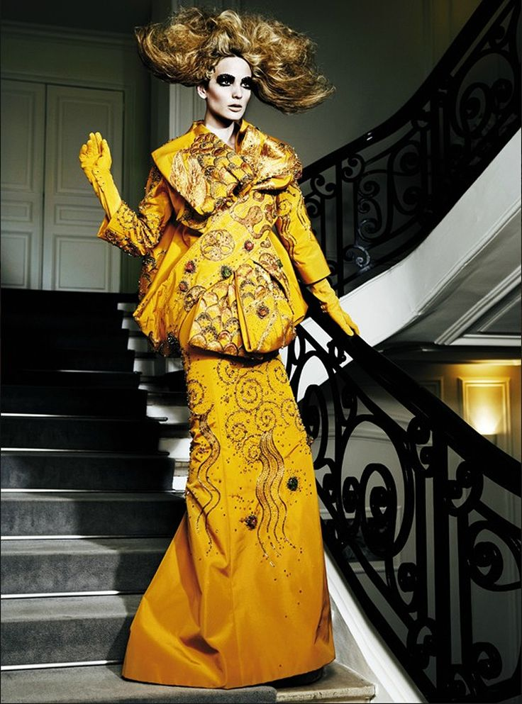 Christian Dior Haute Couture Spring 2008 - John Galliano
