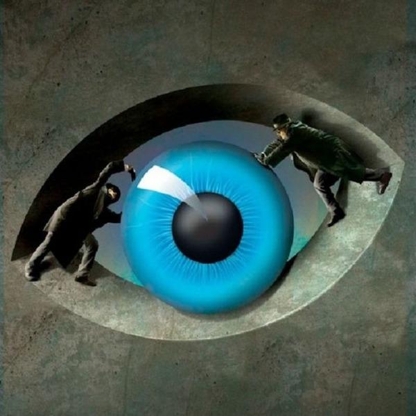 Polish artist Modern Surrealism