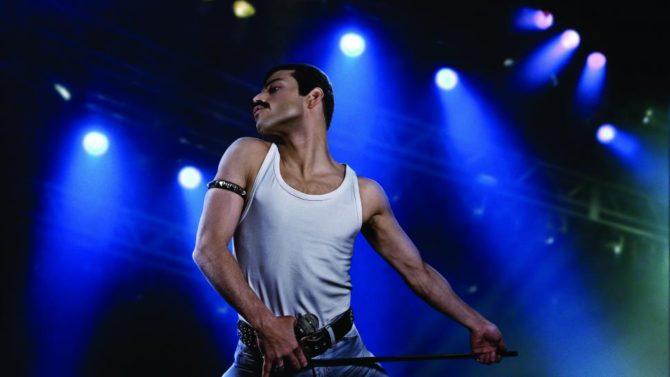 Bohemian Rhapsody on Fox December 2018