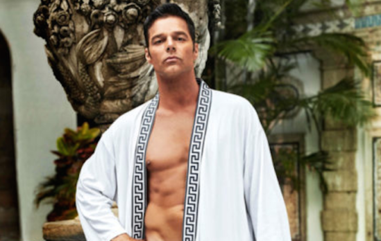 Ricky Martin in television movie about Versace murder