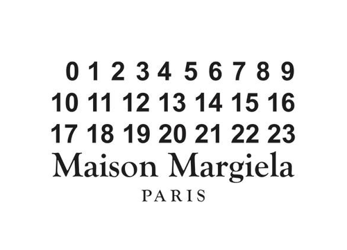 Men's 2018/19 Maison Margiela PARIS