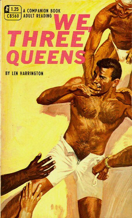 We Three Queens by Len Harrington