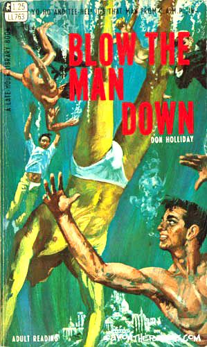 GAY MEN'S RETRO ADULT READING