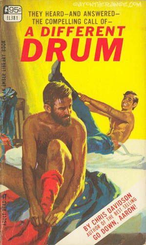 A Different Drum - 1967