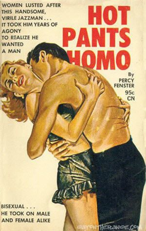 Retro Gay Pulp Novels