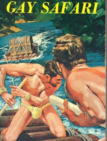 Queer Pulp Novels
