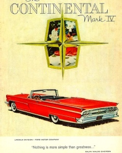 1959LincolnContinentalMarkIVConvertible