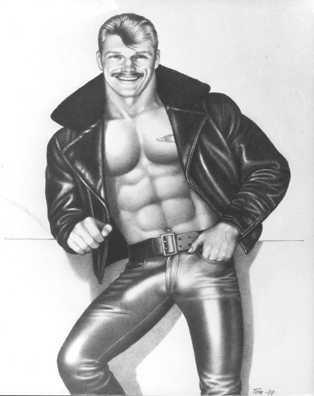 Tom of Finland via Tom of Finland Foundation