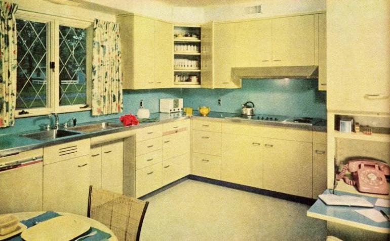 Sears Modern Houses 1950's