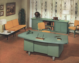 Modern Office of 1959