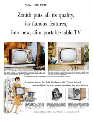 ZenithPortableTVs1959