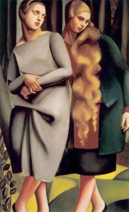 Polish Art Deco Artist Tamara de Lempicka