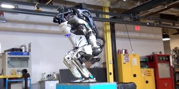 Boston Dynamics on Inverse.com