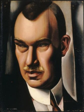 Portrait du Baron Raoul Kuffner