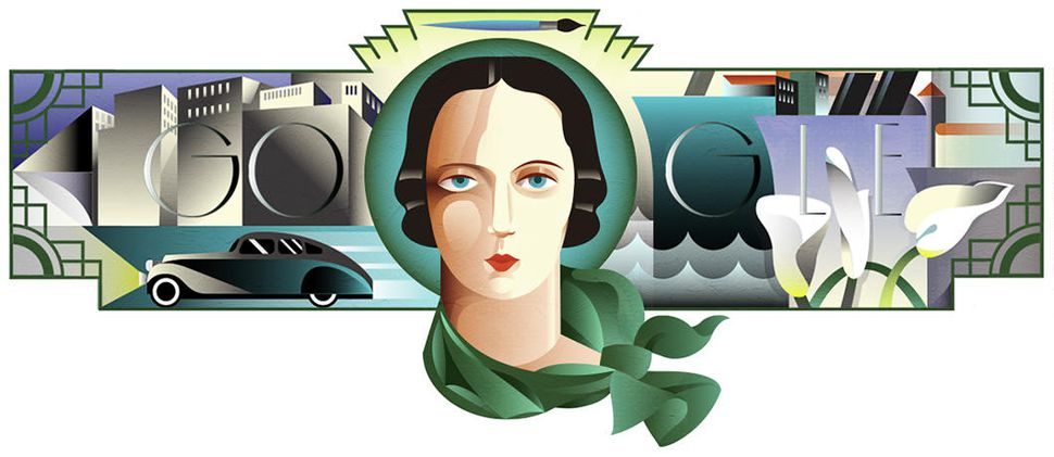 Art Deco, Tamara de Lempicka, Art