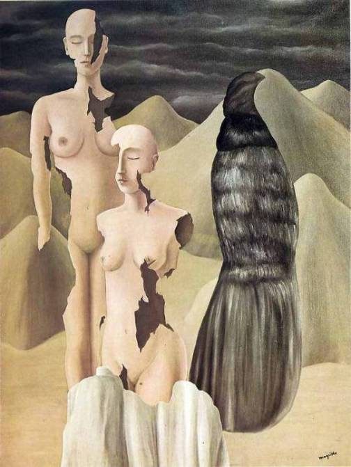 Polar Light - René Magritte