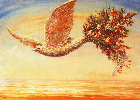 Favorable Omens René Magritte