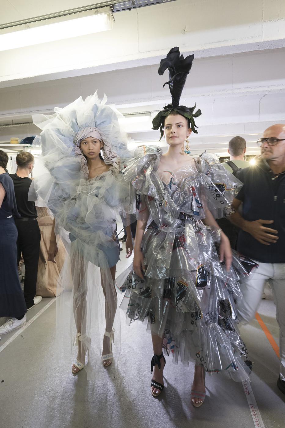 vivienne westwood spring 2019 Paris Fashion Week